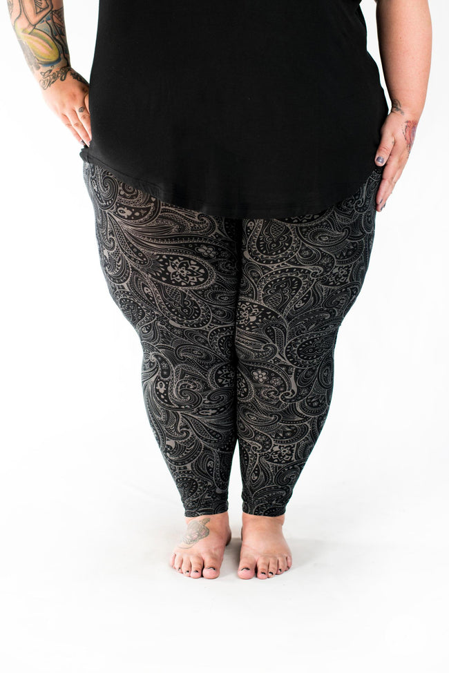 Mystique Plus2 leggings - SweetLegs