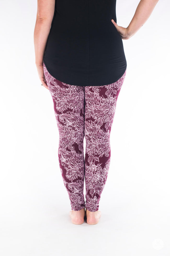 Pure Bliss leggings - SweetLegs