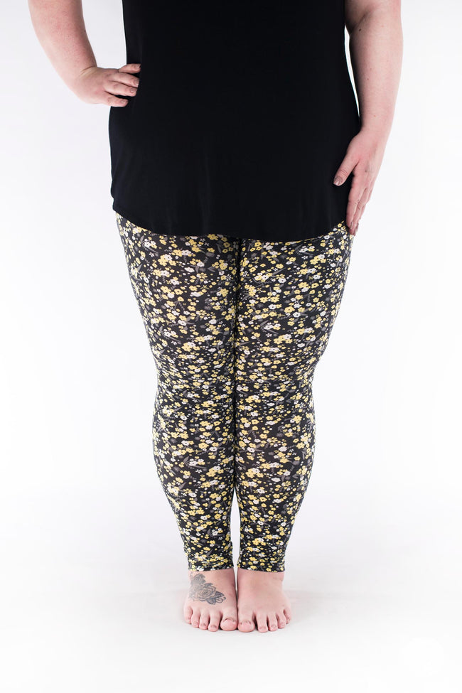 Buttercup Plus leggings - SweetLegs