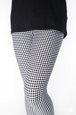 Gingham Style Kids leggings - SweetLegs