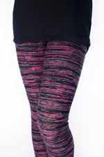 Berry Opal Kids leggings - SweetLegs