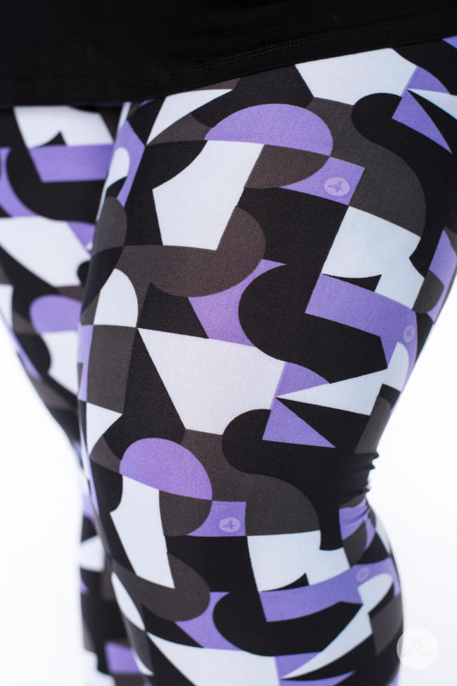 Freestyle Plus leggings - SweetLegs