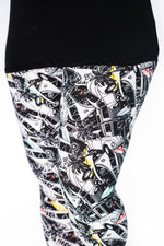 California Dreamin' leggings - SweetLegs