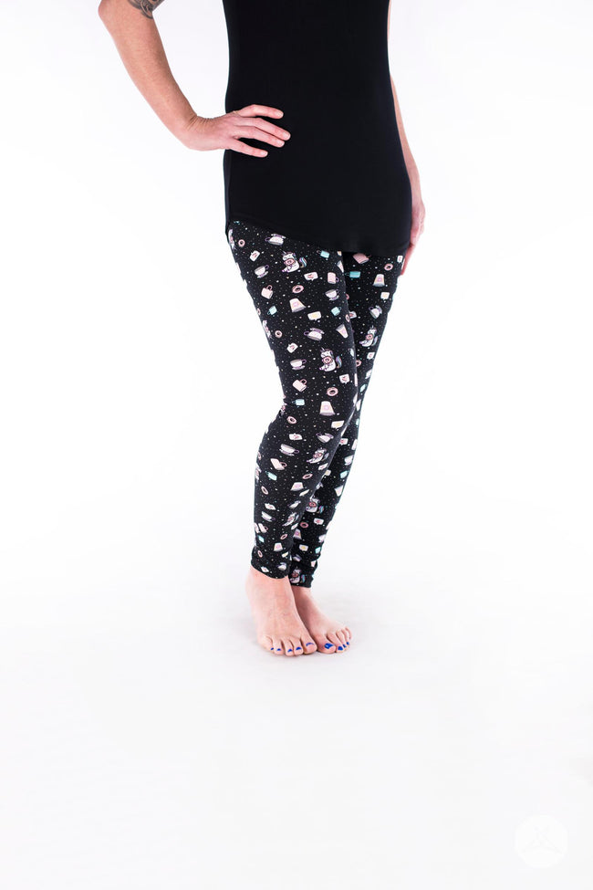 Warm Hugs Petite leggings - SweetLegs