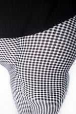 Gingham Style Plus2 leggings - SweetLegs