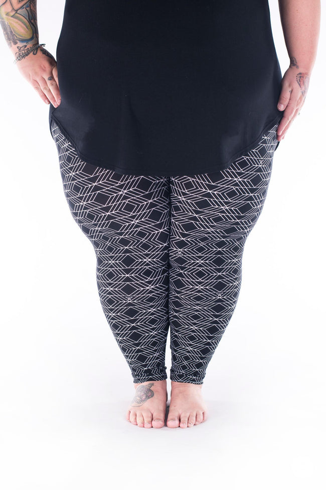 Hotline Plus2 leggings - SweetLegs