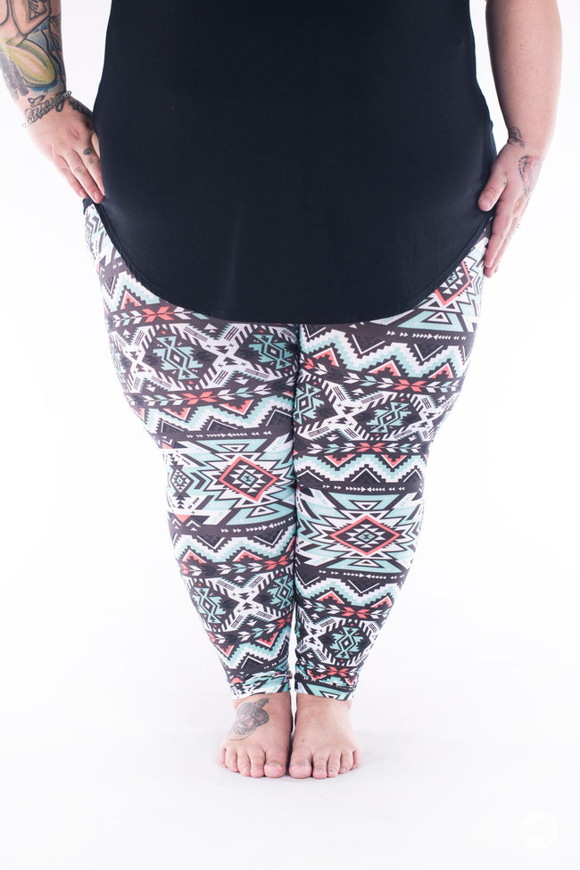 Sweet Inspiration Plus2 leggings - SweetLegs