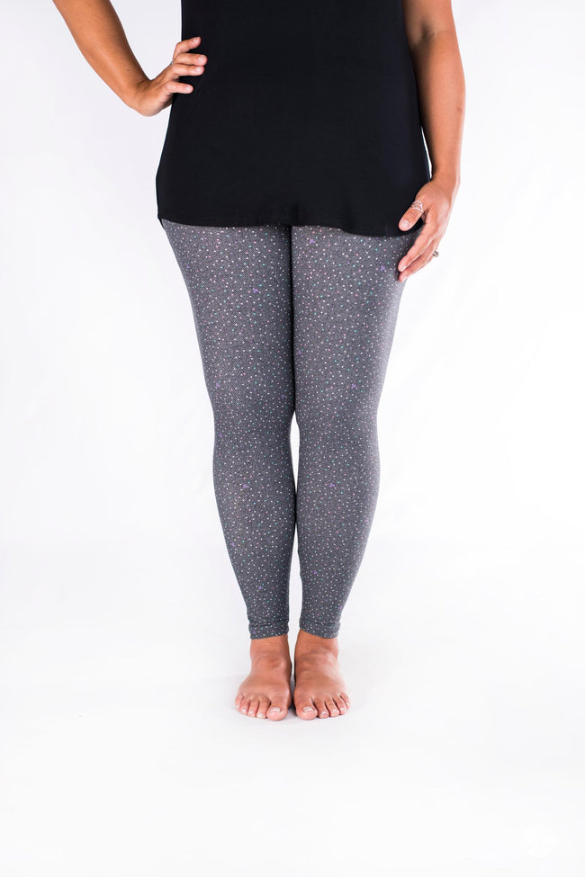 Retrospeck leggings - SweetLegs