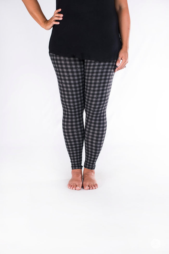Uptown Girl leggings - SweetLegs