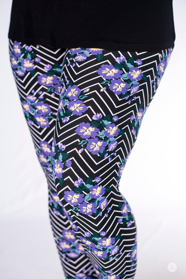 Viola leggings - SweetLegs