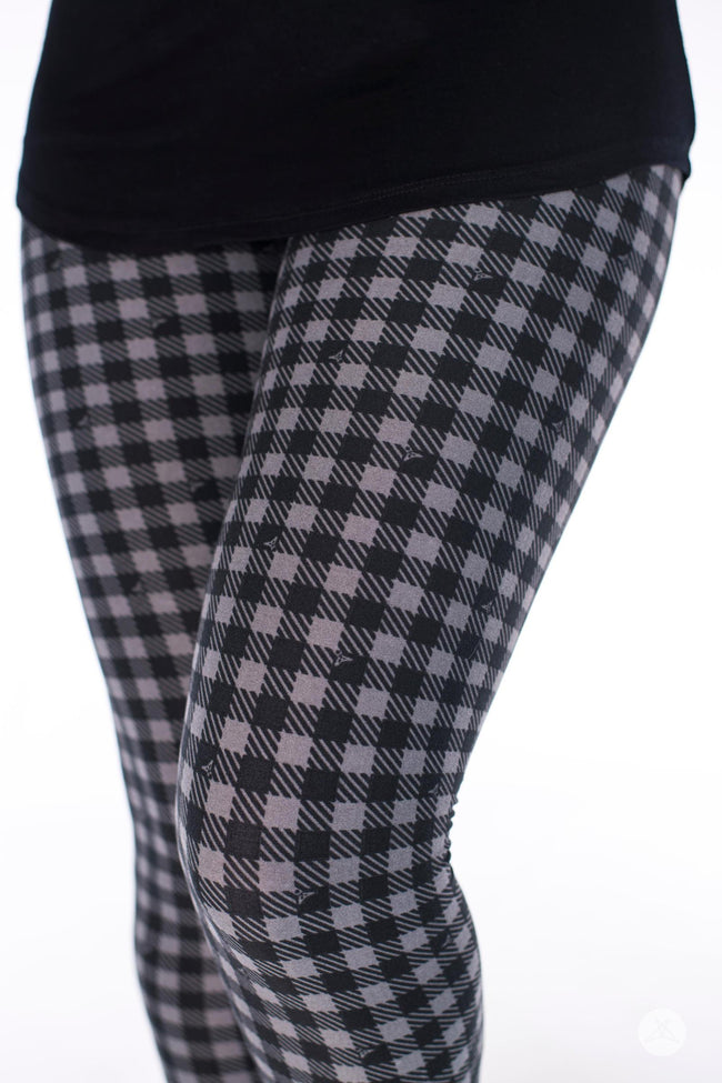 Uptown Girl Petite leggings - SweetLegs
