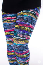 High Voltage Petite leggings - SweetLegs