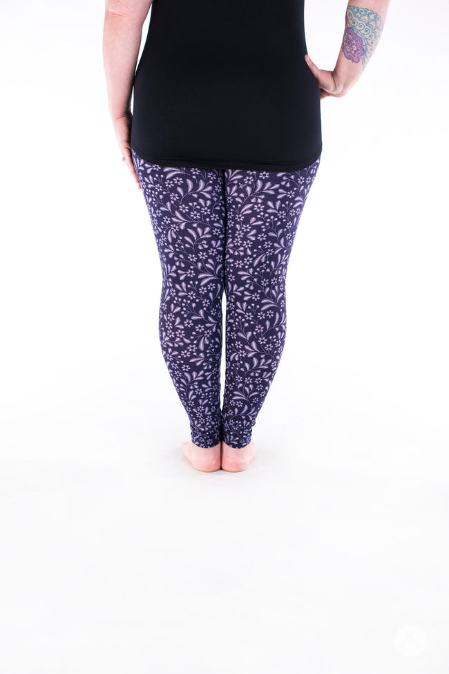 Nightshade Plus leggings - SweetLegs