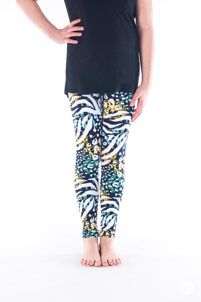 Wild Side Kids leggings - SweetLegs