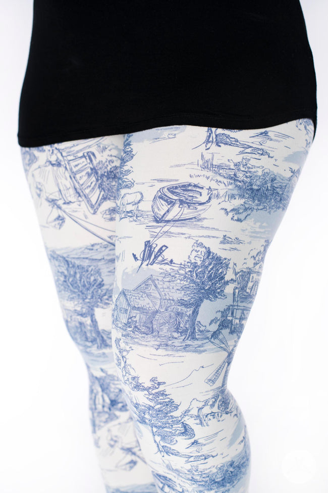 Avonlea leggings - SweetLegs