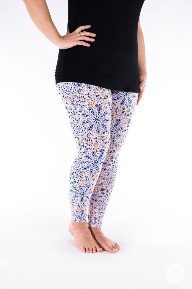 Peachy Keen leggings - SweetLegs