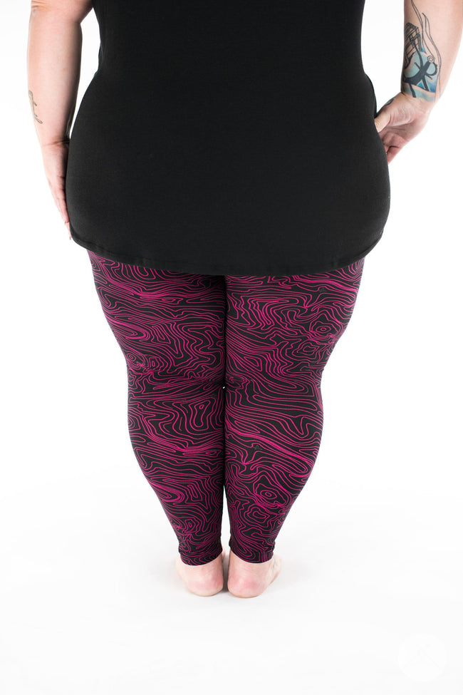 Next Level Plus2 leggings - SweetLegs
