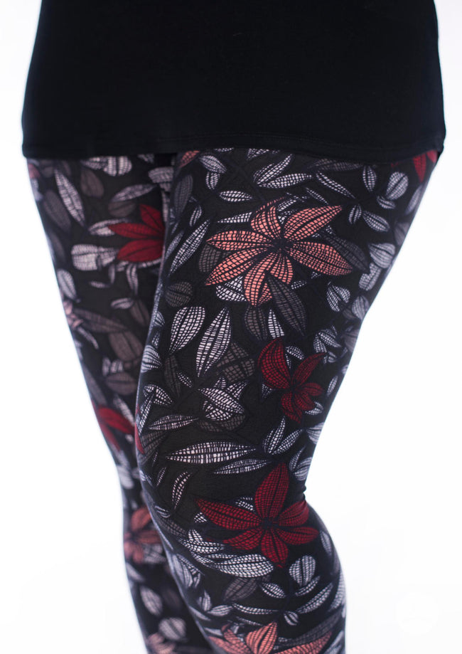 Mademoiselle leggings - SweetLegs