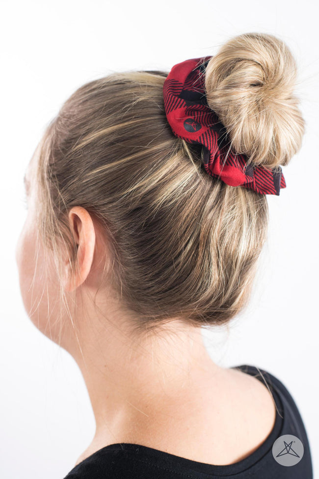Apple Cider Scrunchie