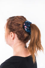 Evening Oasis Scrunchie