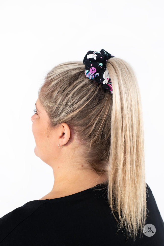 Happiness 2.0 Scrunchie