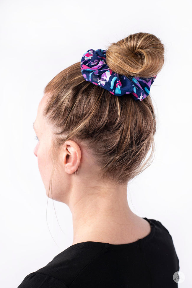 Hot Shot Scrunchie