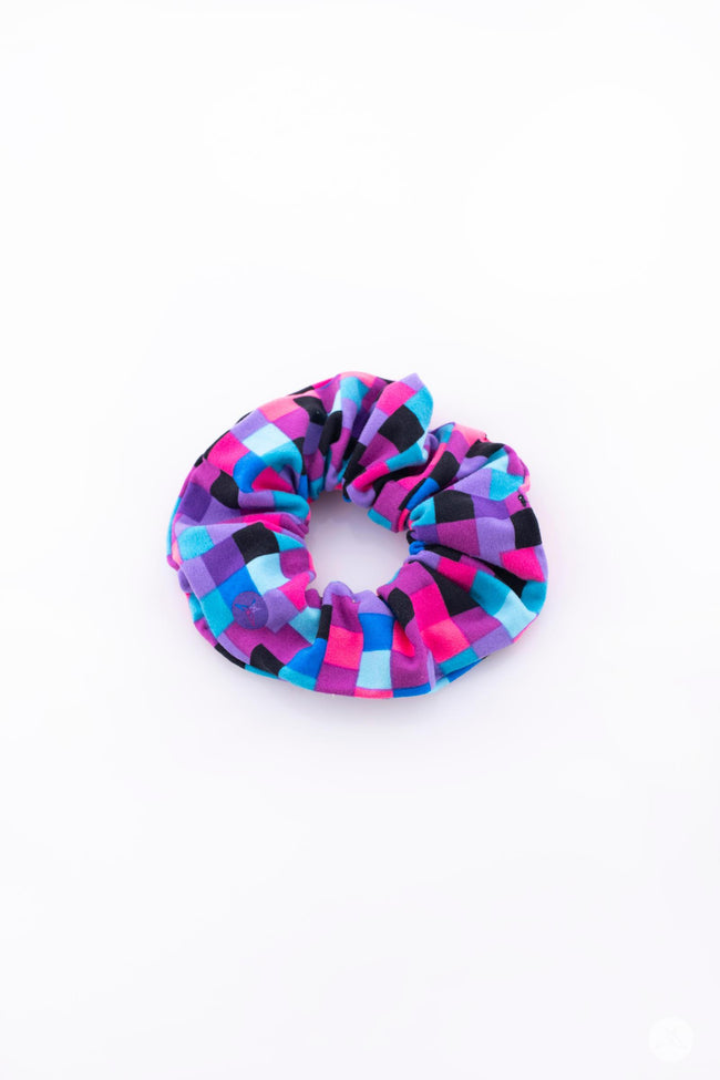 Pixel Perfect Scrunchie
