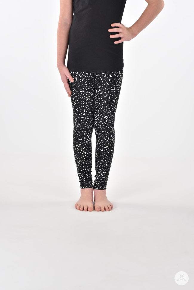 After Hours Kids leggings - SweetLegs