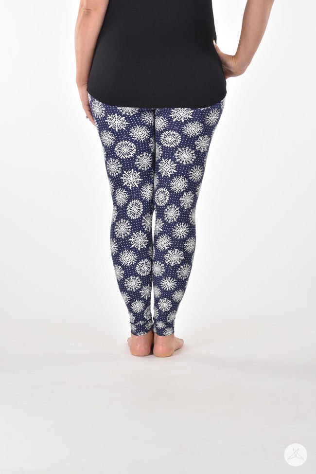 Snowy Nights leggings - SweetLegs