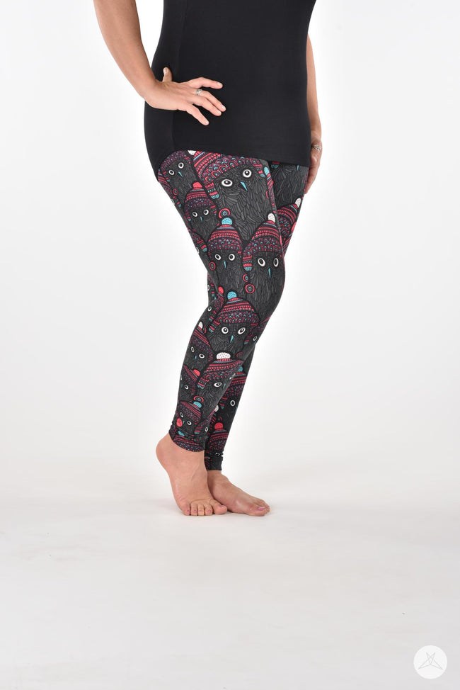 Canadian Parliament 2.0 leggings - SweetLegs