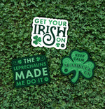 St. Patty's Day Sticker Pack