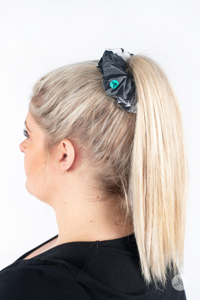 Static Age Scrunchie