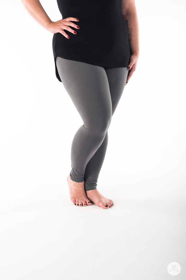 Stone Plus leggings - SweetLegs
