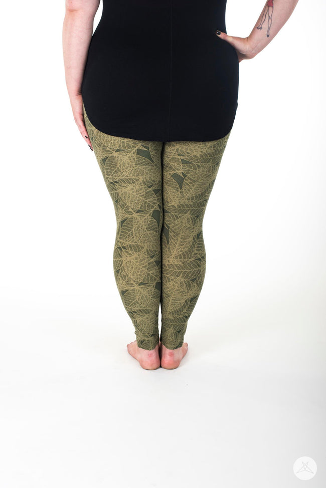 Petrified Plus leggings - SweetLegs