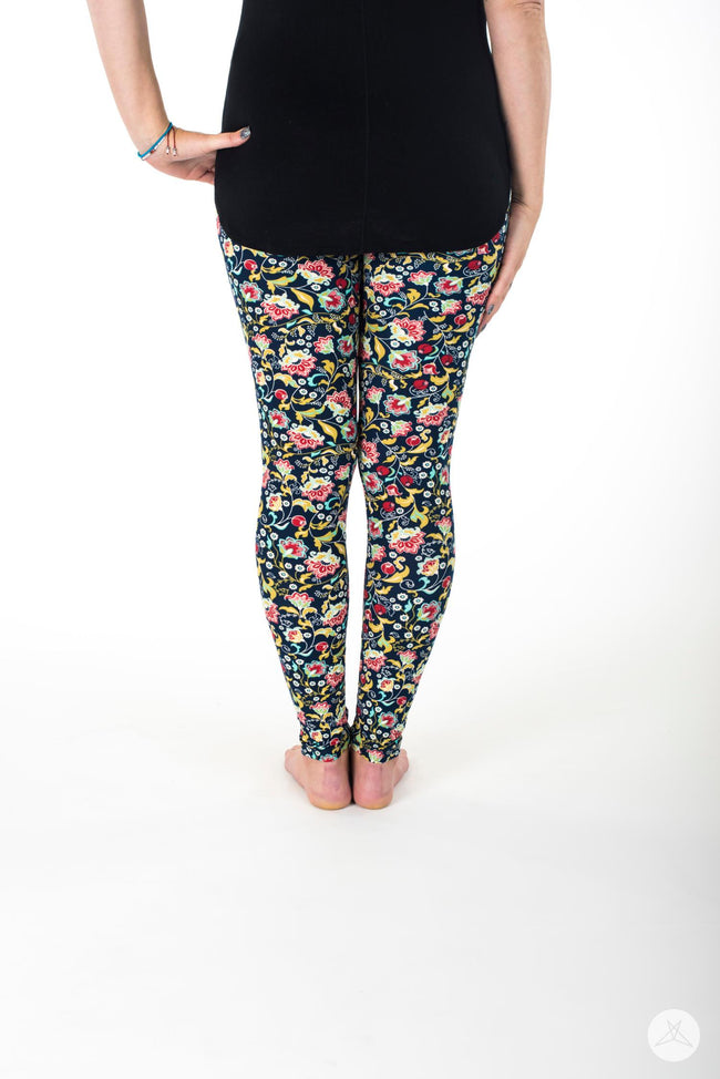 Rosewood leggings - SweetLegs
