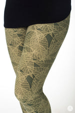 Petrified Petite leggings - SweetLegs