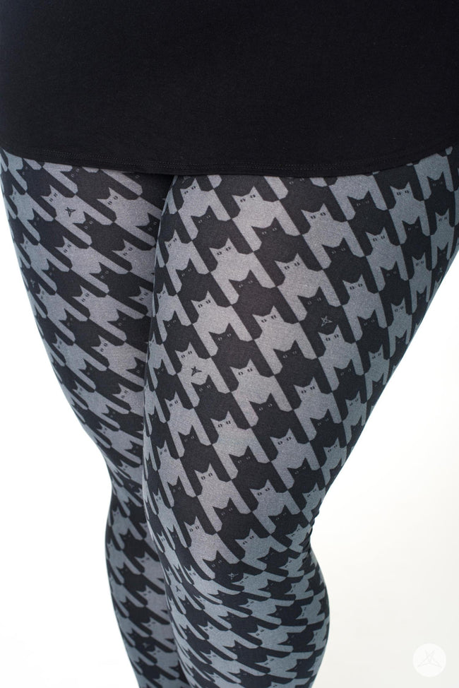Bewitched Plus leggings - SweetLegs