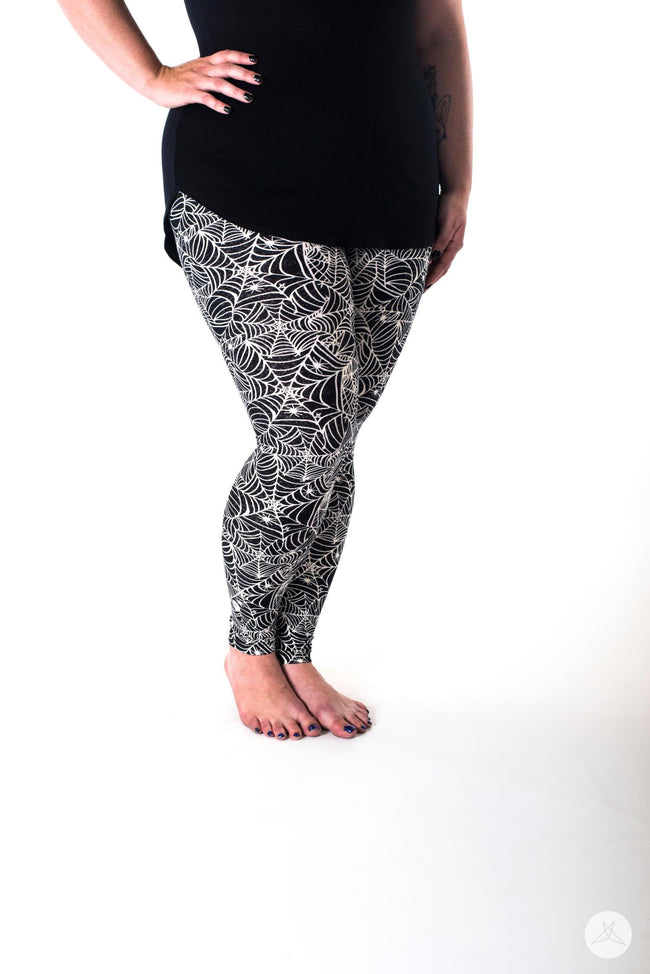 Octavia Plus leggings - SweetLegs