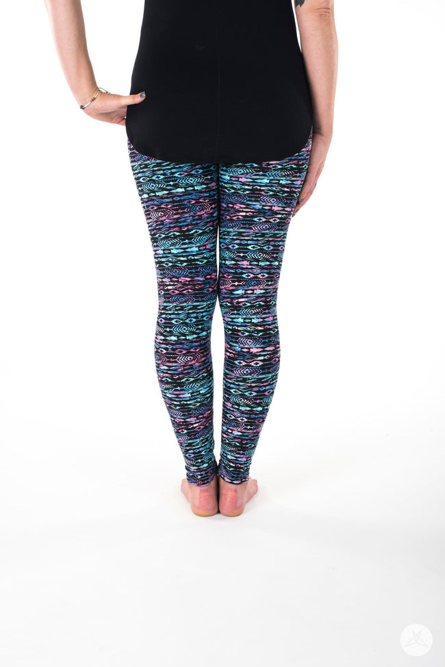 Halcyon Nights leggings - SweetLegs