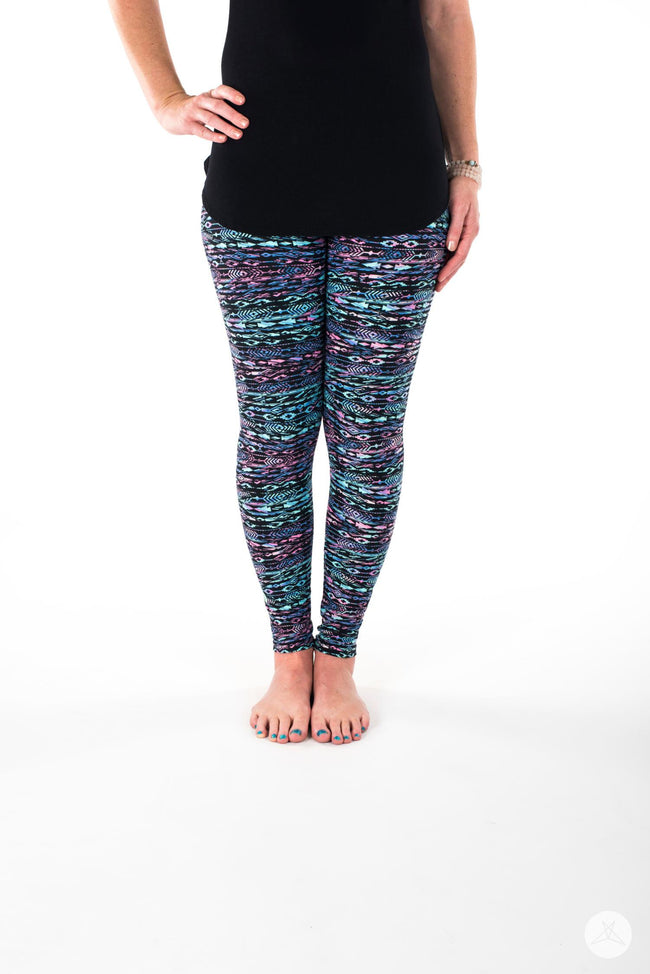 Halcyon Nights Petite leggings - SweetLegs
