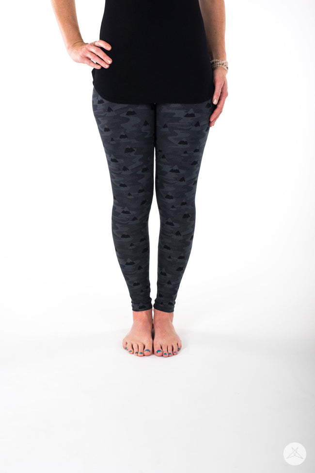 Summit Petite leggings - SweetLegs