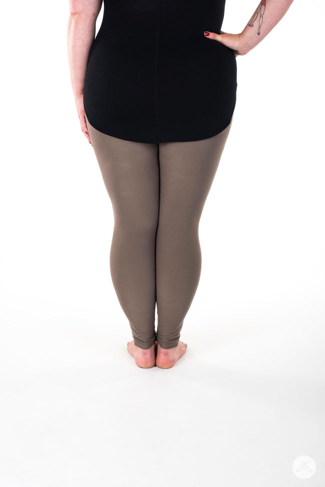 Frappe Plus leggings - SweetLegs