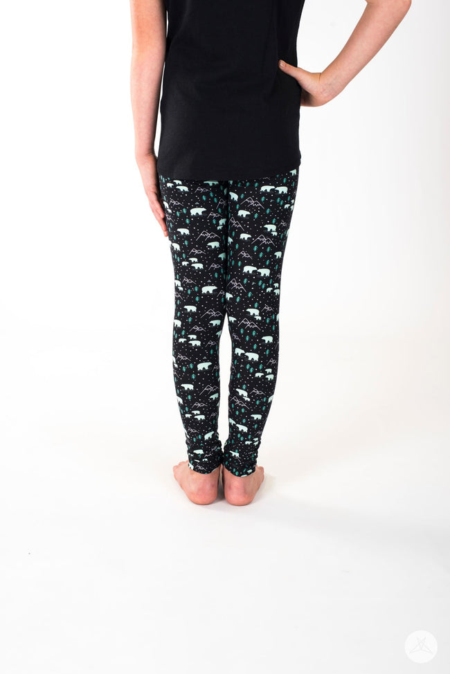 Arctic Ridge Kids leggings - SweetLegs
