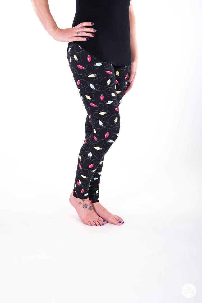 Light It Up leggings - SweetLegs