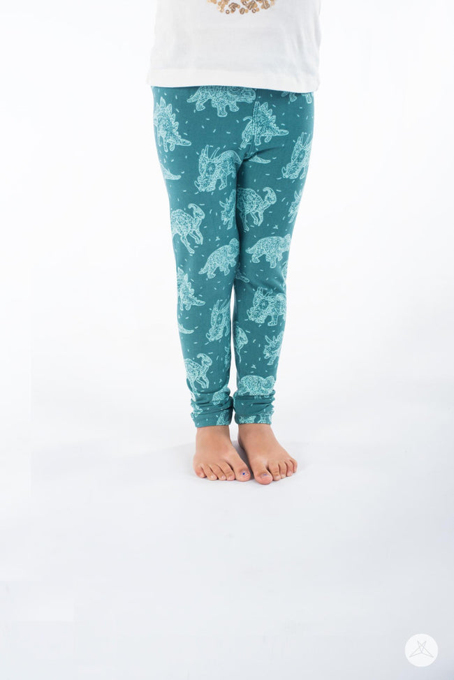 Dino-mite Kids leggings - SweetLegs