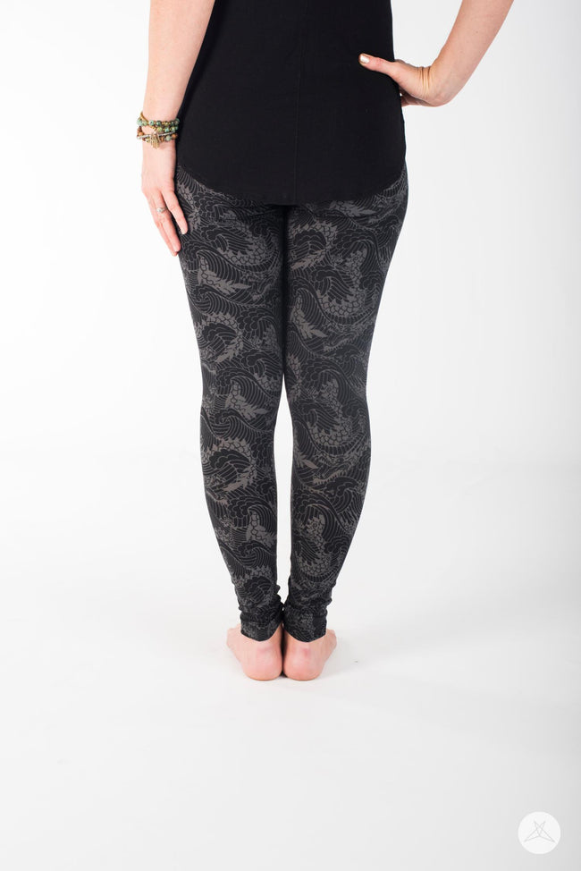 Dark Swells Petite leggings - SweetLegs