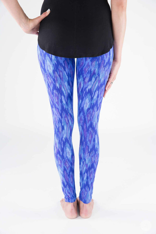 Dispersion Petite leggings - SweetLegs