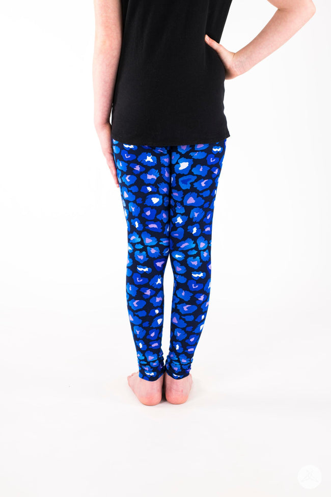 Free Spirit Kids leggings - SweetLegs