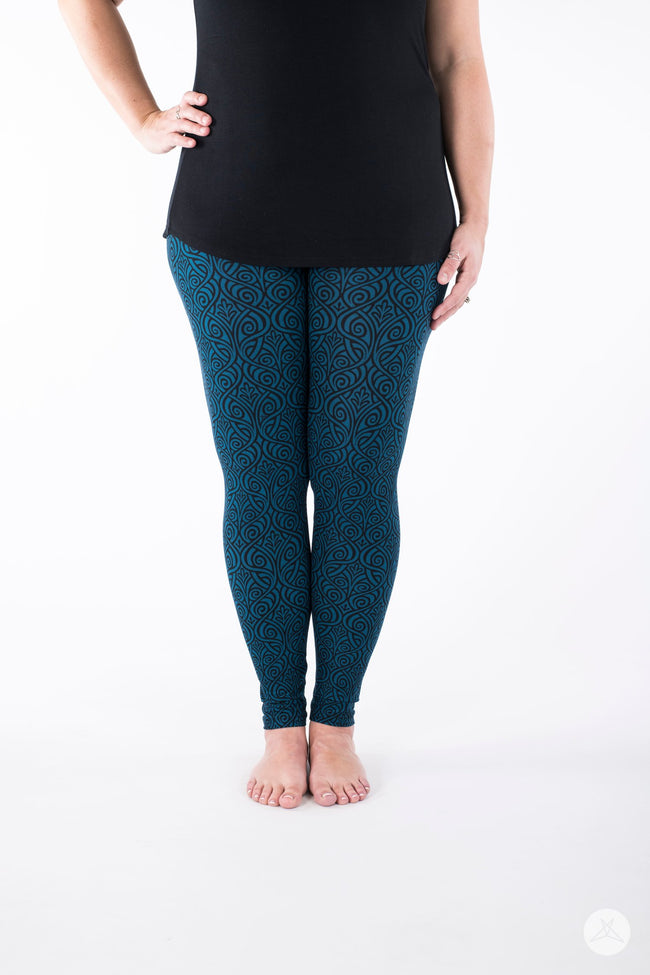 Atlantis leggings - SweetLegs
