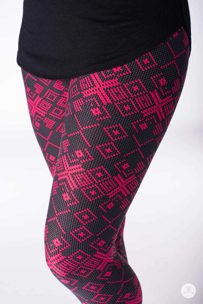 Nordic Club leggings - SweetLegs